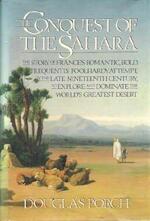 The Conquest of the Sahara - Douglas Porch (ISBN 9780394530864)