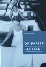 Op papier gesteld - Bram Bouwens (ISBN 9789053529843)