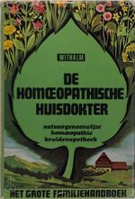 De homoeopathische huisdokter - B. Withalm, C. Hazeu-krook (ISBN 9789060843277)