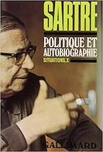 Politique et autobiographie - Jean-Paul Sartre