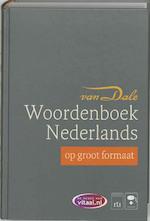 Van Dale Woordenboek Nederlands op groot formaat - Unknown (ISBN 9789066489615)