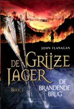 De brandende brug - John Flanagan (ISBN 9789025750664)