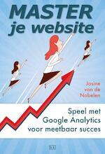 Master je website - Josine van de Nobelen (ISBN 9789491472817)