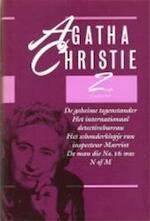6e vijfling - Agatha Christie, Anna Elisabeth Catharina Vuerhard-berkhout (ISBN 9789024514144)