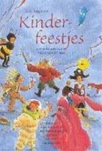 Kinderfeestjes - José Sagasser (ISBN 9789044302721)