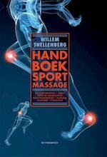 Handboek sportmassage basisboek - Willem Snellenberg (ISBN 9789021563183)
