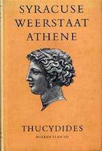 Syracuse weerstaat Athene
