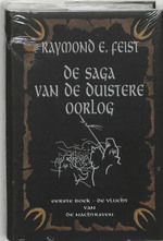 De vlucht van de nachtraven - Raymond E Feist (ISBN 9789024556298)
