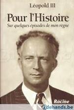 Pour l'histoire. - Unknown (ISBN 9782873862510)