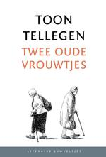 Twee oude vrouwtjes (set van 10) - Toon Tellegen