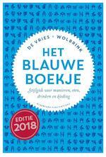 Het Blauwe Boekje - Stefan de Vries, Roel Wolbrink (ISBN 9789082589627)