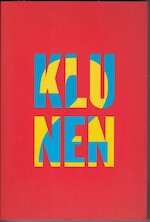 Klunen - Kluun (ISBN 9789057596292)
