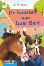 De beesten van boer Bert - Jan Paul Schutten (ISBN 9789048734269)