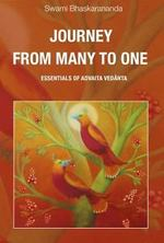 Journey from Many to One - Swami Bhaskarananda (ISBN 9781884852121)