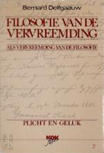 Filosofie van de vervreemding als vervreemding van de filosofie - Bernard Delfgaauw (ISBN 9789024276394)