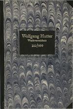 Werkverzeichnis - Wolfgang Hutter (ISBN 3883979173)