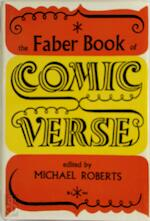 The Faber Book of Comic Verse - Michael Roberts, Janet Adam Smith (ISBN 9780571048335)