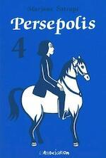 Persépolis quatre