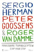 Sergio Herman, Peter Goossens en ROger van Damme (ISBN 9789089311566)