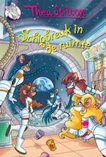 Thea Stilton 8 Schipbreuk in de ruimte - Thea Stilton