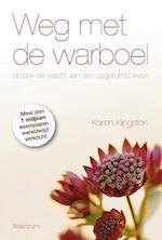 Weg met de warboel - Karin Kingston (ISBN 9789049102449)