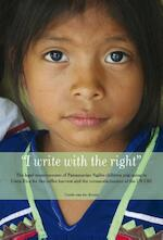 I write with the right - Carrie van der Kroon (ISBN 9789462402584)