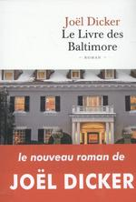 Le livre de Baltimore - Joël Dicker (ISBN 9782877069472)