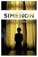 De weduwe Couderc - Georges Simenon (ISBN 9789023496410)