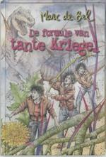 De formule van tante Kriegel - Marc de Bel (ISBN 9789077060445)