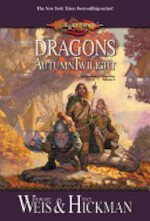 Dragons of Autumn Twilight - Margaret Weis, Tracy Hickman, Michael Williams (ISBN 9780786930647)