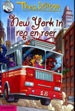 Thea Stilton 9 New York in rep en roer - Thea Stilton