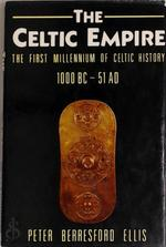 The Celtic empire - Peter Berresford Ellis (ISBN 9780094686700)