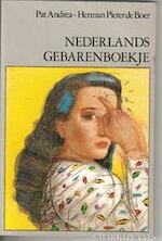 Nederlands gebarenboekje - Pat Andrea, Herman Pieter de Boer (ISBN 9789010027634)
