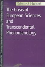 Crisis of European Sciences and Transcendental Phenomenology - Edmund Husserl (ISBN 9780810104587)