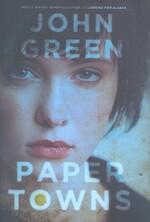 Paper Towns - John Green (ISBN 9780525478188)