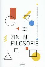 Zin in filosofie - Ludo Abicht, Hendrik Opdebeeck (ISBN 9789463448413)