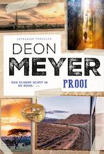Prooi - Deon Meyer (ISBN 9789044976021)