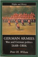 German armies - Peter H. Wilson (ISBN 9781857281064)