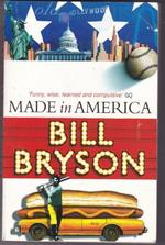 Made in America - Bill Bryson (ISBN 9780552998055)