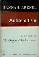 Antisemitism - Hannah Arendt (ISBN 9780156078108)