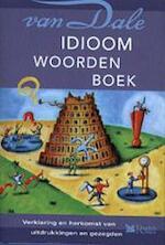 Van Dale idioomwoordenboek - Unknown (ISBN 9789066483057)