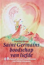 Saint Germains boodschap van liefde + CD