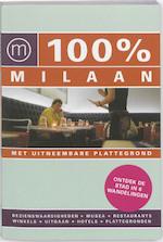 100% Milaan - Annemarie Hofstra (ISBN 9789057673955)