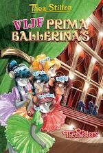 Vijf prima ballerina 's