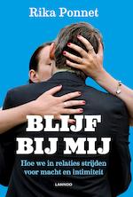 Blijf bij mij - Rika Ponnet (ISBN 9789401404693)