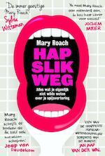 Hap slik weg - Mary Roach (ISBN 9789491845406)