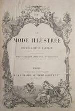La mode illustrée 1881 - Unknown