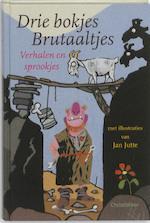Drie bokjes brutaaltjes - Unknown (ISBN 9789060385548)