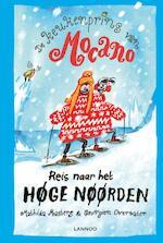 De keukenprins van Mocano III - Reis naar het Hoge Noorden - Mathilda Masters, Georgien Overwater (ISBN 9789401441209)