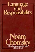 Language and Responsibility - Noam Chomsky, Mitsou Ronat (ISBN 9780394736198)